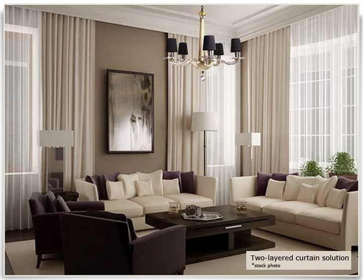 Curtains Ideas cooling curtains : NEW Thermal Insulated BLACKOUT Curtains Set Grommet Panels Lenght ...